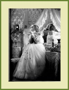 Greta Garbo als Kameliendame
